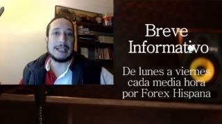 Breve Informativo -  Noticias Forex del 27 de Enero 2017