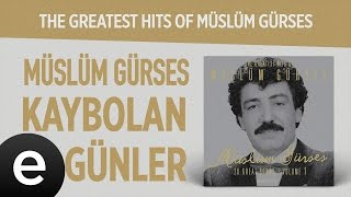 Kaybolan Günler (Müslüm Gürses)  #kaybolangünler #müslümgürses - Esen Müzik Resimi