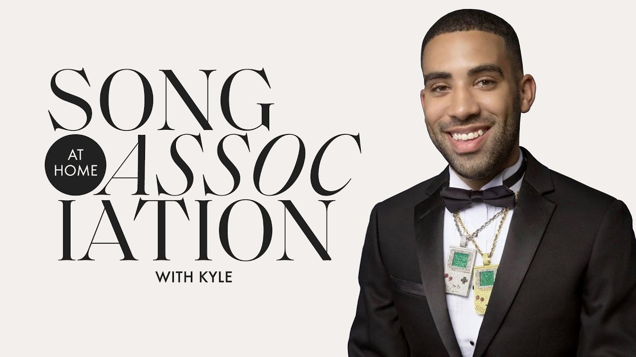 KYLE Sings Juice Wrld, Alicia Keys, and MGMT in a Game of Song Association