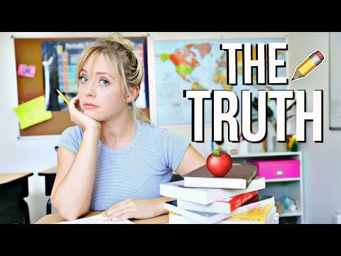The Truth About Highschool | Back To School!