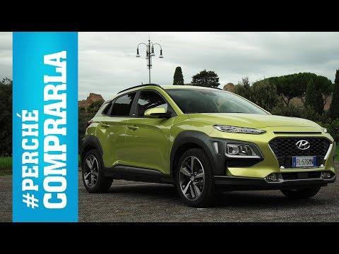 Hyundai Kona Perch comprarla... e perch no