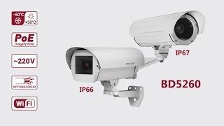 Сетевые взрывозащищенные видеокамеры «день/ночь» Pelco ExSite с 23х трансфокатором