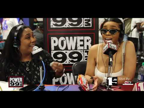 Cappuchino - LightSkinKeisha Talks About Her Excitement at the BET Awards and Snacks LOL