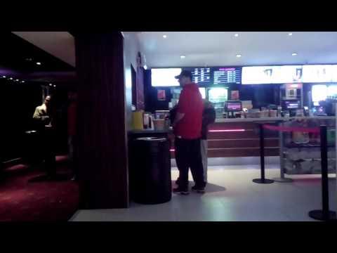 At the Empire Cinemas