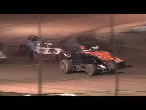 360 Sprint no wing 3 heat races  Canyon Speedway Park 5 -26-19