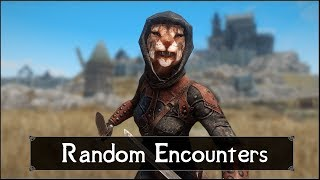Skyrim: 5 Strange Random Encounters You May Have Missed in The Elder Scrolls 5: Skyrim (Part 3)