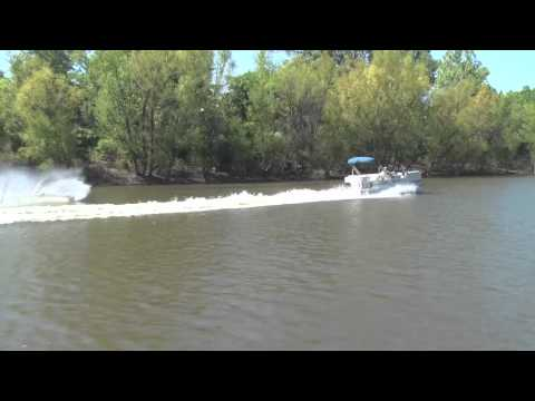 hook up tow rope boat
