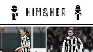 #HimAndHer Ep. 5: Marchisio interviews Salvai!