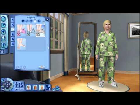 The Sims 3 Create A Sim: Family Guy