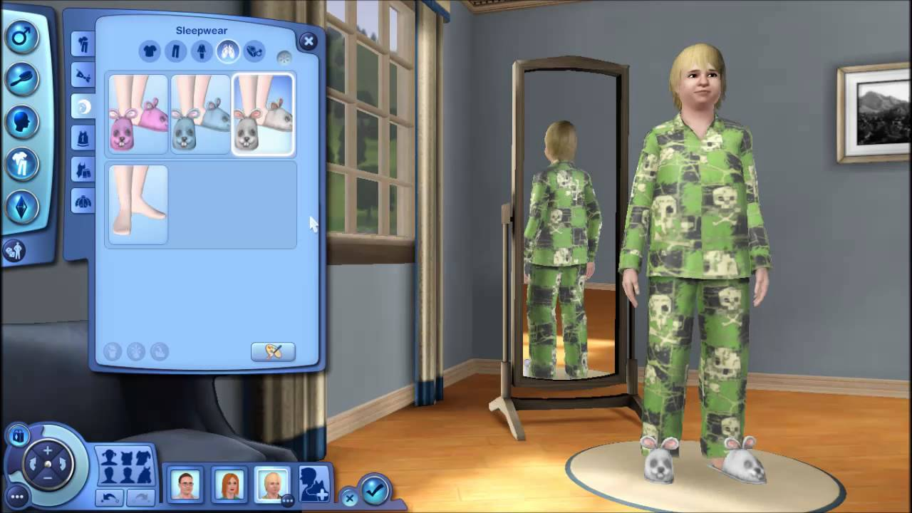 The sims 3 create a sim family guy youtube for House creator simulator
