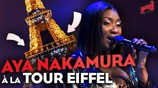 Aya Nakamura donne tout a la Tour Eiffel - NRJ