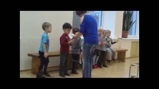 Открытый урок в Хоровой школе мальчиков