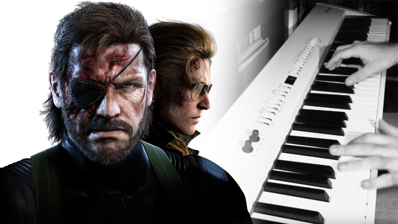 Download METAL GEAR SOLID Theme   Piano Cover by At0mium