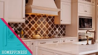 (NEW DESIGN 2017) 20+ Gorgeus Kitchen Backsplash Ideas that Will Make You Amazed