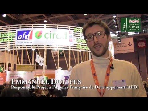 Emmanuel Dollfus - Agence Française de Développement, Partenaire de Confirel