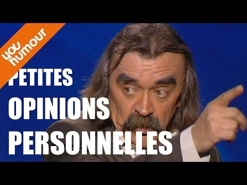 ALBERT MESLAY - Petites opinions personnelles