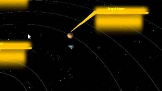 Mass Effect-like Solar System Map in Unity 3D