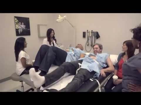 Видео как мужчины испытывают схватки