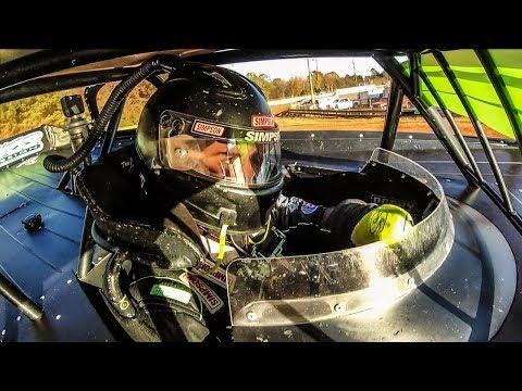 Max Blair #111 | In-Car Camera | Cherokee Speedway | 11-25-17