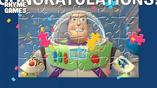 Disney Jigsaw Puzzles | Disney Pixar Toy Story Jigsaw Puzzle with Childrens Nursery Rhyme