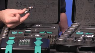 Zyklop Ratchet Sets and Socket Sets by Wera KickStart(http://www.automationdirect.com/ratchets (VID-TT-0008) - Today I am going to show you our new ratchet and socket sets from the brand Wera. Wera is known for ..., 2013-04-19T20:26:19.000Z)