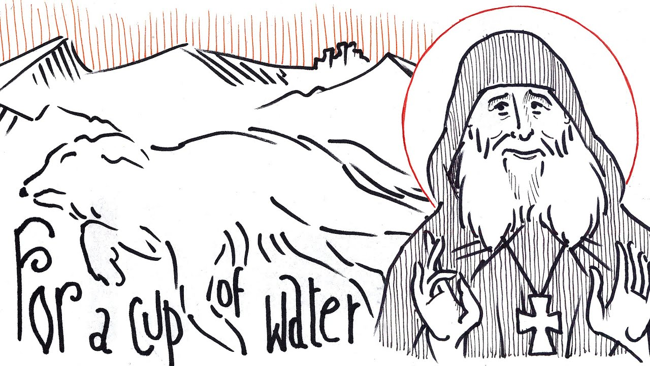 For a Cup of Water (Pearls of Faith)