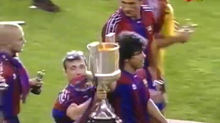 Barcelona - Real Betis. Copa del Rey-1996/97. Final (3-2)