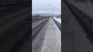 渡橋④ 石狩川橋