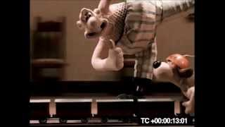 Wallace and Gromit ---- Train Chase with Original Soundtrack (Music Production Class Final Project)