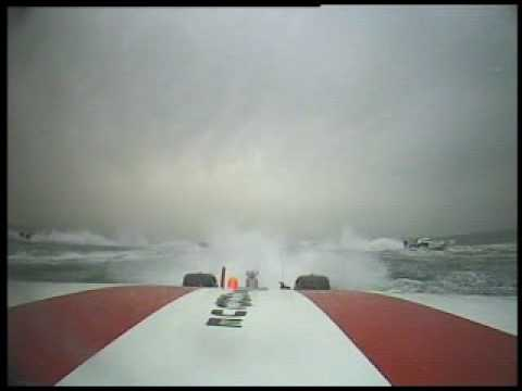 XCAT Round 2 Dubai - Rock Racing's onboard camera and audio