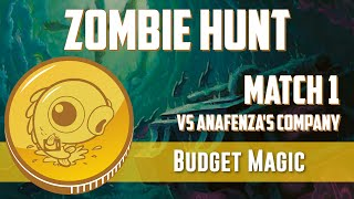 Budget Magic: Zombie Hunt vs Anafenza