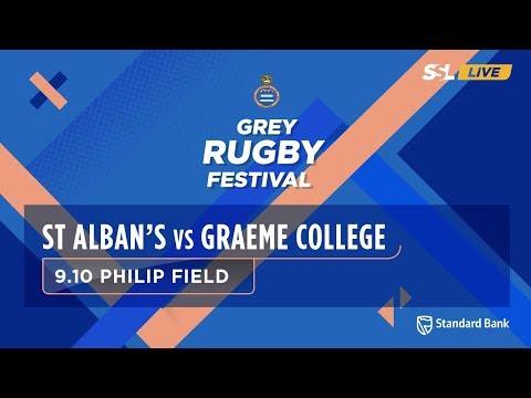 Grey Rugby Festival: St Albans's College 1st XV vs Graeme College 1st XV