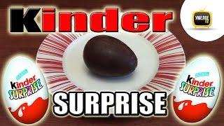 видео О Киндер шоколаде или Киндер шоколад для детей