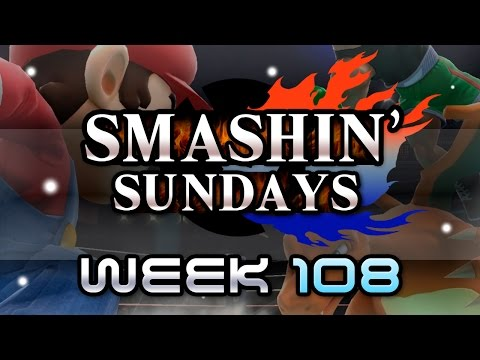 Smashin' Sundays (Sm4sh): Week 108