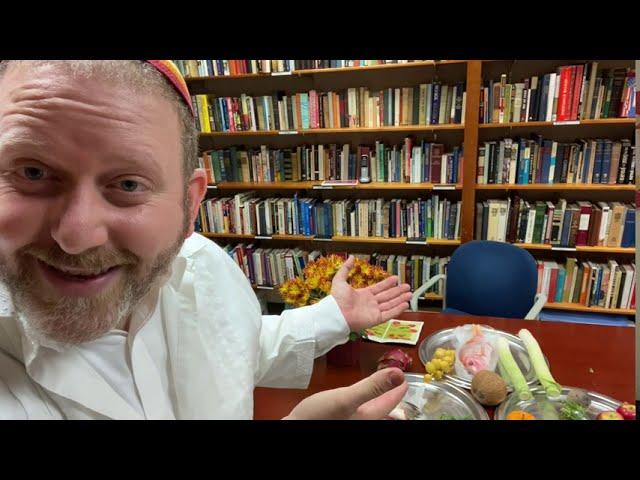 Rabbi's Sermon: Erev Rosh Hashanah