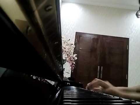 Piano Cover Lagu BCL OST Dealova Saat Kau Pergi.