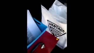 Sheta's brochure bags as sales tool kit - WAI
