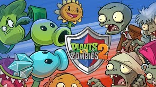 Растения против Зомби 2 - PvP Multiplayer Режим против ЧИТАКА