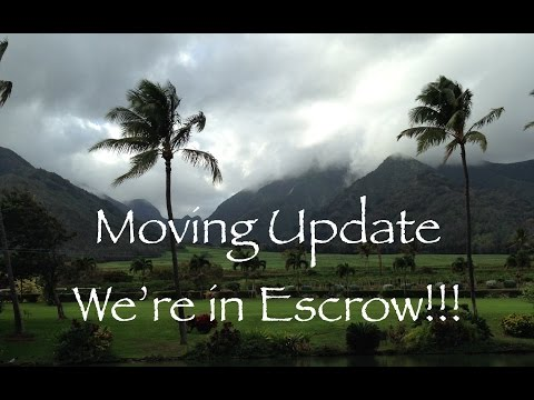 Moving to Hawaii - Our next steps to getting to Hawaii