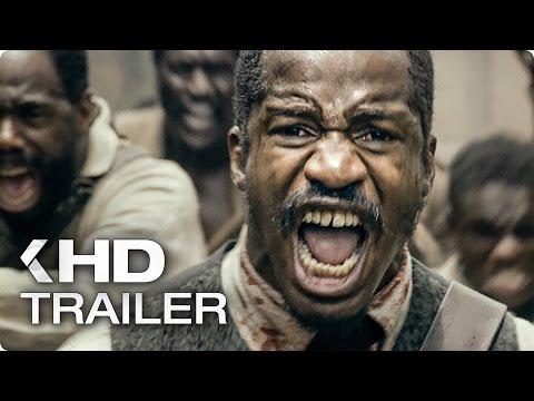 THE BIRTH OF A NATION Trailer German Deutsch (2017)