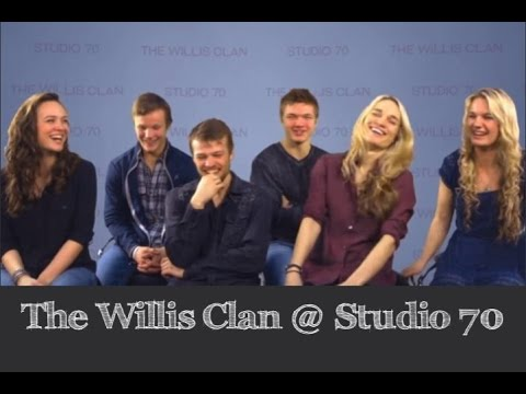 The Willis Clan: Interview at Studio 70