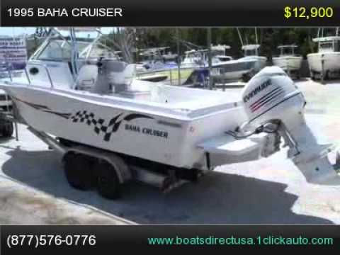 1995 Baha Cruiser , Boat For Sale Florida
