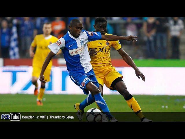 2010-2011 - Jupiler Pro League - PlayOff 1 - 04. Racing Genk - Club Brugge 3-1