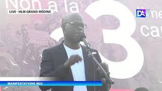 M23: « si vous étiez dans le combat il y'a 10 ans et que vous n'y êtes plus.. » (Cheikh Bamba Dièye)