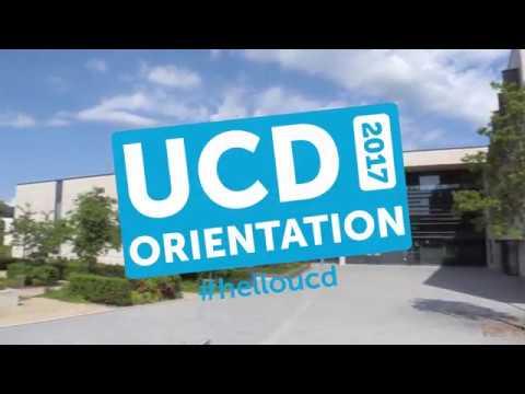 UCD Orientation 2017 #HelloUCD