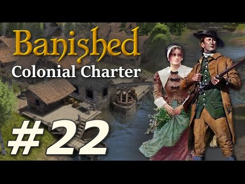 Banished: Colonial Charter (v1.71) - New Cardiff (Part 22)