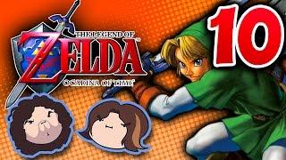 Zelda Ocarina of Time: Exploding Eyebrows - PART 10 - Game Grumps