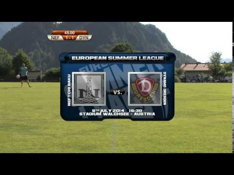 Netfchi Baku vs Dynamo Dresden