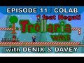 Terraria (PC) | ✰ Trollaria WMS Ep. 11 w/ DENIX & Davey - Another Troll & Candycane