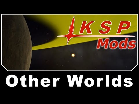 KSP Mods - Other Worlds